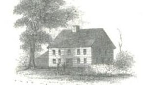 National Register of Historic Places listings in New London County, Connecticut - Image: Lossing Alden Tavern