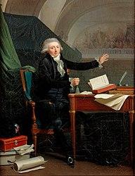 Louis-Léopold Boilly: Portrait of Jan Anthony d'Averhoult (1756-1792)