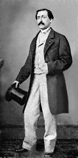 Louis Moreau Gottschalk American musician