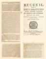 Louis XV - Edit du roy, concernant les esclaves nègres des Colonies, octobre 1716.png