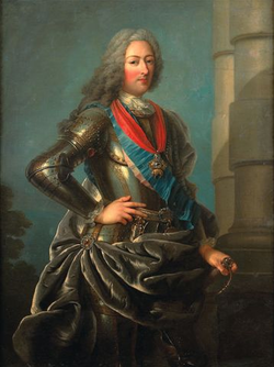 Louis d'Orléans, Duke of Orléans by Charles Antoine Coypel.png