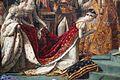 Louis david, consacrazione di napoleone I (incoronaz. dell'imp. giuseppina nella cattedrale di notre-dame, 2-12-1804), 1806-07, 05.jpg