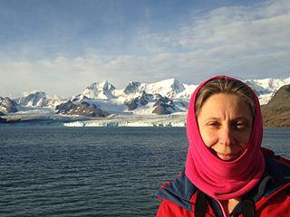 Louise Allcock British marine biologist, journal editor