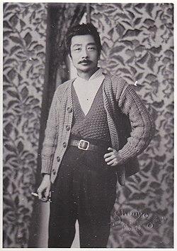 Lu Xun was wearing a sweater.jpg
