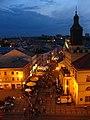 Lublin - Krakowskie Przedmieście, Plac Łokietka, Nowy Ratusz.jpg