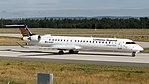 Lufthansa CityLine Bombardier CRJ-900LR (D-ACNO) at Frankfurt Airport.jpg