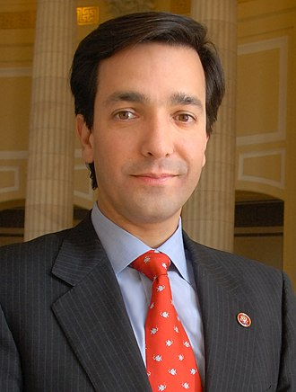 Puerto Rican general election, 2008 - Image: Luis Fortuño official congressional photo 3 crop