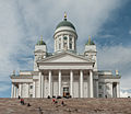 Lutheran Cathedral of Helsinki, South view 20100825 1.jpg