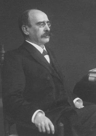 L.W.C van den Berg - Lodewijk Willem Christiaan
