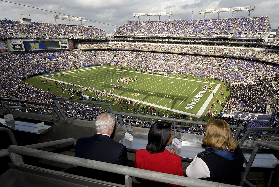 M&T Bank Stadium DoD