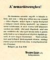 Mészáros Lázár hadügyminiszter köszönete.jpg