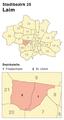 München - Stadtbezirk 25 (Karte) - Laim.png