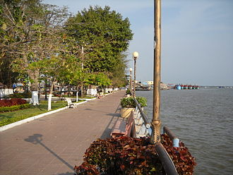Tiền River - River Tiền at Mỹ Tho