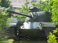 M-48 Tank at the No 7 Army Museum, Saigon.jpg