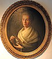 M. Anna Elsa Franziska (Lisette) Diogg-Curti - auf Leinwand, um 1815 - Felix Maria Diogg - Stadtmuseum Rapperswil 2013-04-06 15-12-08 (P7700).JPG