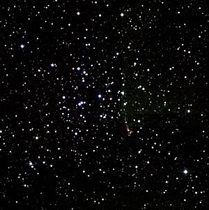 Messier 36 - Image: M36 2mass