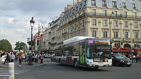 Image illustrative de l'article Lignes de bus RATP de 20 à 99