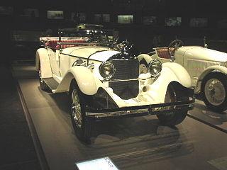 Mercedes-Benz S-Series Motor vehicle