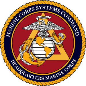 Marine Corps Systems Command - MARCORSYSCOM insignia