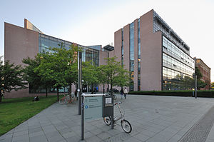 Max Planck Institute for Infection Biology - MPI for Infection Biology on Campus Charité Mitte, Berlin