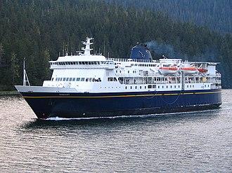 MV Kennicott - Image: MV Kennicott Alaska Ferry Front and Side 2048px