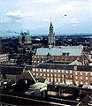 Maastricht, uitzicht vanaf Polvertorenflat, 1970.jpg