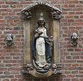Maastricht - Allerzuiverste Maagd Bescherm Uwe Stad - Kapoenstraat - Charles Vos 1945 20100612.jpg