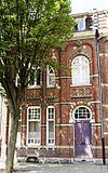 foto van Woonhuis in eclectische bouwstijl met diverse elementen van Jugendstil.