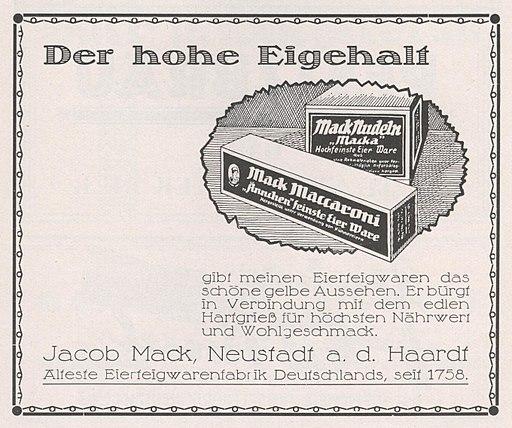 Mack Nudeln 3 JS