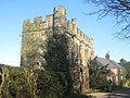 Mackworth Castle, Lower Road, Mackworth Village, Derbyshire.jpg