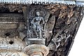 Madanikas below the eaves Chennakeshava temple, Belur.jpg