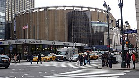 Madison Square Garden, February 2013 Gallery