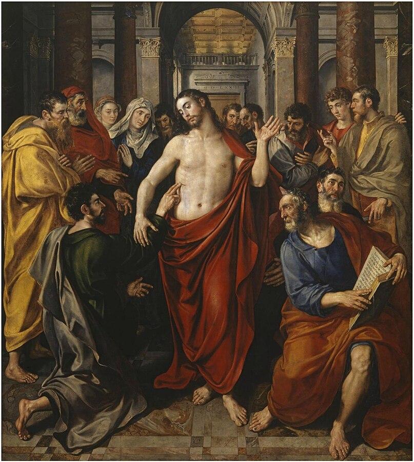 Incredulity of Saint Thomas