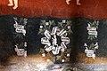 Maestro lombardo, puttini tra alberi con cartigli, finti drappeggi e stemmi araldici, 1423, 07.jpg