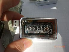 MagicJack 2nd generation device