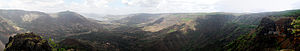 Mahabaleshwar - Panoramic view of Mahabaleshwar