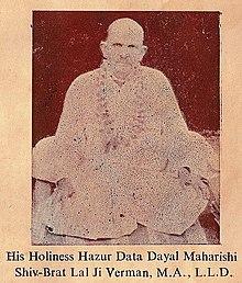 Maharishi Shiv Brat Lal Wikipedia