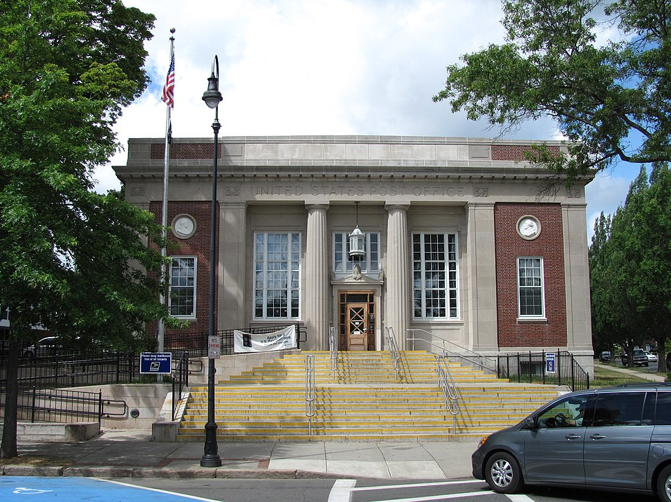 Main Post Office, Wakefield MA