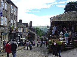 Main Street, Haworth, West Yorkshire