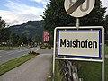 Maishofen tablica wjazdowa.jpg
