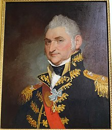 Major General Henry Dearborn, by Gilbert Stuart, 1812, oil on panel - Portland Museum of Art - Portland, Maine - DSC04132.jpg