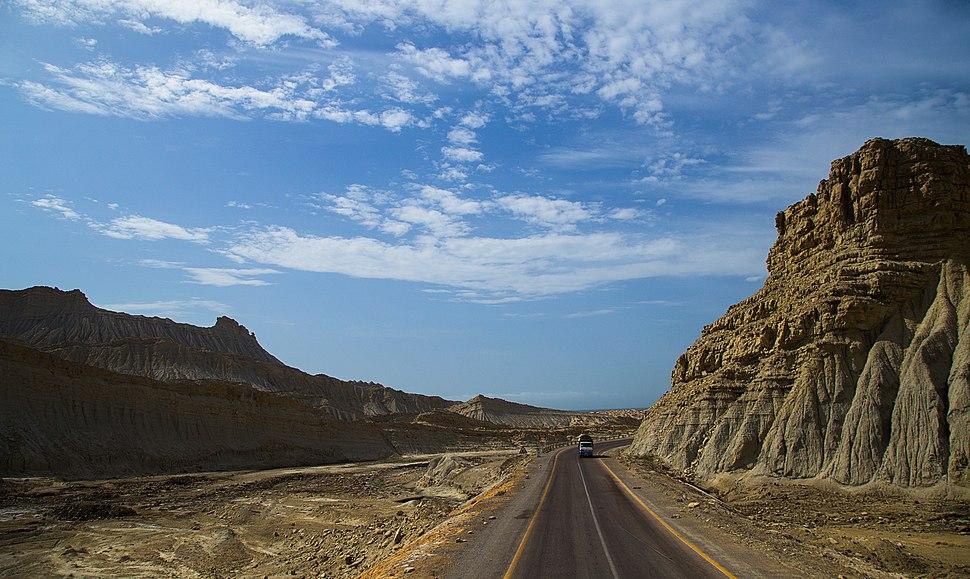 Makran Coastal Highway, Balochistan
