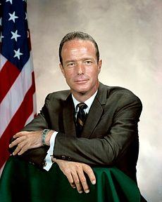 Scott Carpenter v roku 1964
