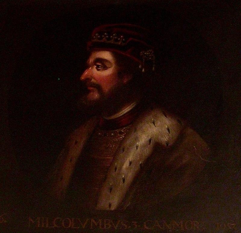 Малькольм III из Шотландии (Холируд) .jpg