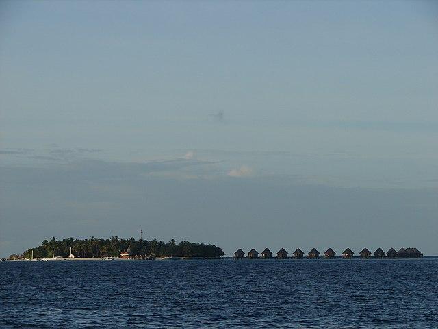 مکان های دیدنی مالدیو نوروز 96