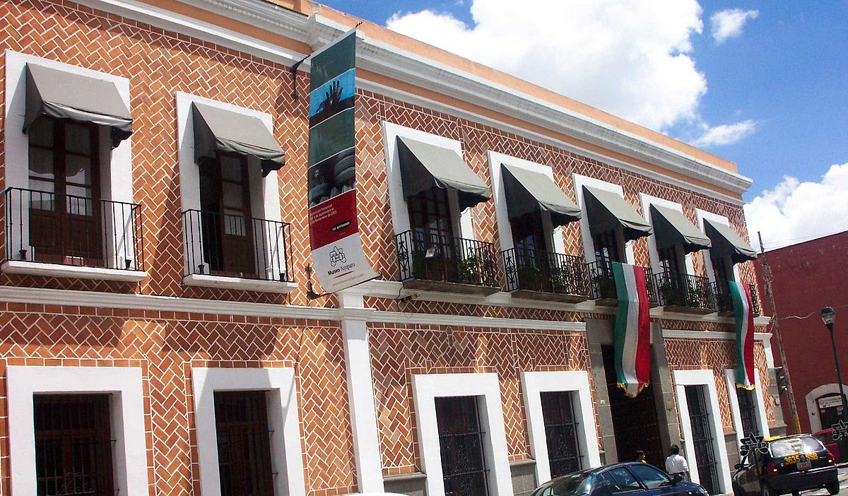 Museo Amparo - Wikipedia