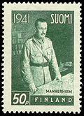 Mannerheim-50p-1941