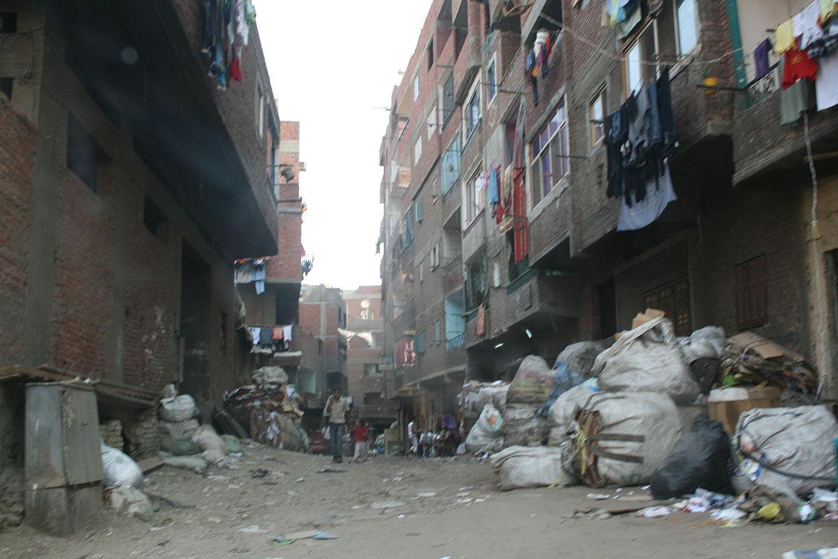 Manshiyat naser-Garbage City, Cairo, Egypt2.jpg
