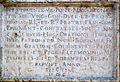 Mantova-Lapide ex Oratorio Santa Maria del Melone.JPG
