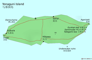 island in Yaeyama Islands, Okinawa, Japan